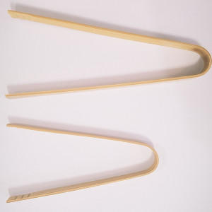 bamboo-tongs