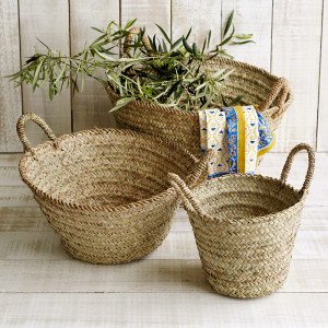 Souk Market Baskets Small AZD1, Medium AZB1 and Large AZA1